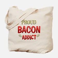 Bacon Addict Tote Bag