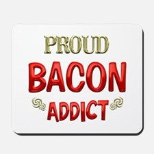 Bacon Addict Mousepad