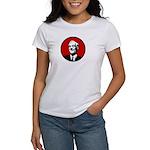 Circle - Red Women's T-Shirt