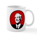 Circle - Red Mug