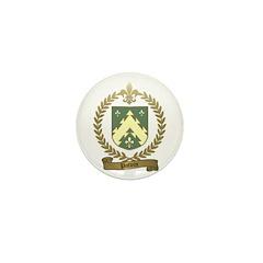 POTVIN Family Crest Mini Button (100 pack)