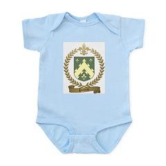 POTVIN Family Crest Infant Bodysuit