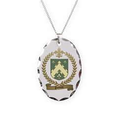 POTVIN Family Crest Necklace