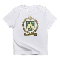 POTVIN Family Crest Infant T-Shirt