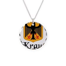 Kraut with Crest Necklace