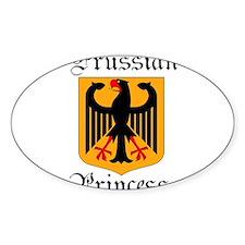 Prussian Princess Decal