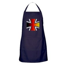 Iron Cross Apron (dark)