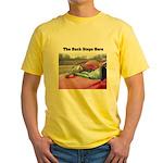 Hunter Gatherer Yellow T-Shirt