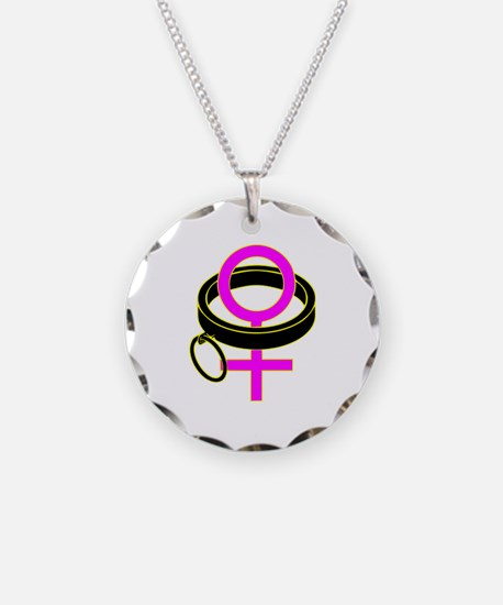 female submissive Necklace