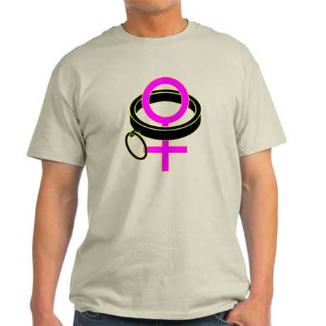 female submissive Light T-Shirt