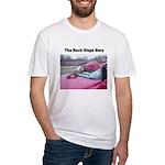 Hunter Gatherer Fitted T-Shirt
