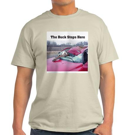 Hunter Gatherer Ash Grey T-Shirt