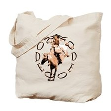 RODEO BRONC Tote Bag