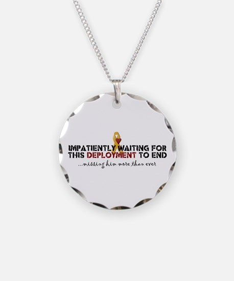 Funny Love peace Necklace