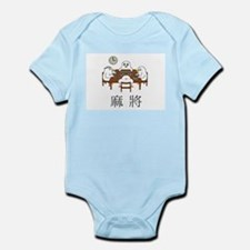 Majiang(Mahjong) Infant Bodysuit