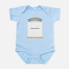 Team [photo] Infant Bodysuit
