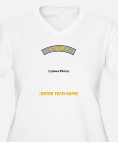 Team [photo] T-Shirt