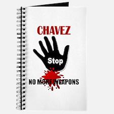 Cute Hugo chavez Journal
