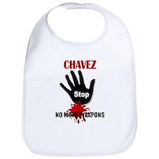 Cute Hugo chavez Bib