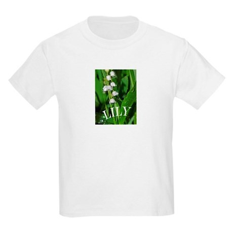 Lily of the Valley Kids Light T-Shirt