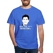 paul ryan is a douche T-Shirt