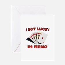 MY LUCKY DAY Greeting Card