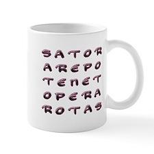 SATOR Square Mug