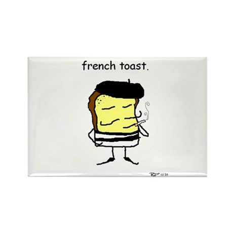 french toast Magnets