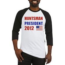 Huntsman 2012 Baseball Jersey