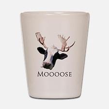 Moooose Shot Glass