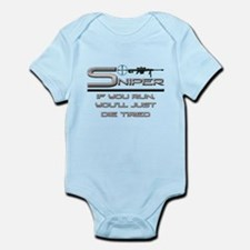Sniper Infant Bodysuit
