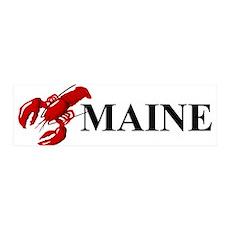 Maine Lobster 42x14 Wall Peel