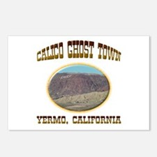 Calico Ghost Town Postcards (Package of 8)