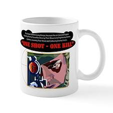 "Sniper - ""One Shot - One Kill"" Mug"