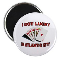 MY LUCKY DAY Magnet