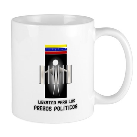 Freedom for Political Prisone Mug