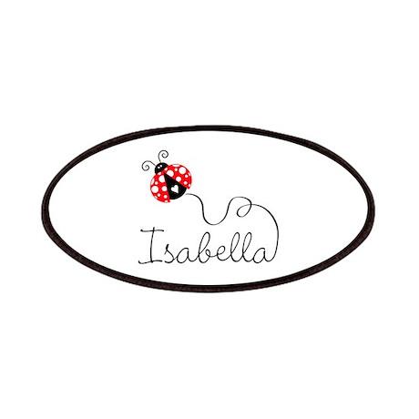 Ladybug Isabella Patches