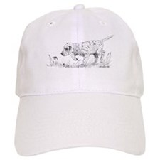 English Setter Puppy Baseball Cap