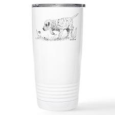 English Setter Puppy Travel Mug