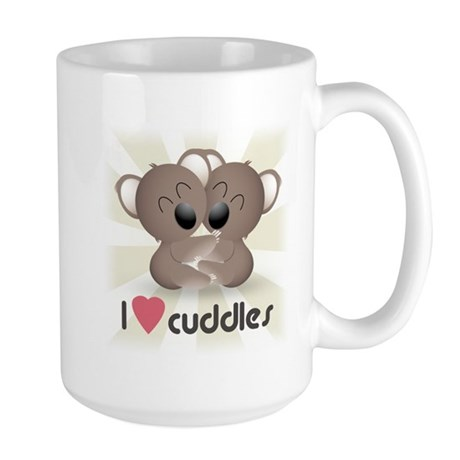 I love cuddles Mugs