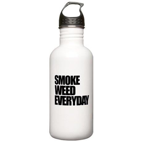 Smoke Weed Everyday Stainless Water Bottle 1.0L
