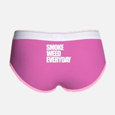 Smoke Weed Everyday Women's Boy Brief