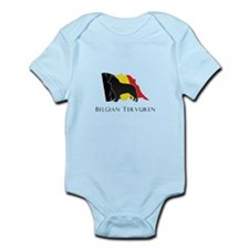 """Belgian"" Tervuren Infant Bodysuit"