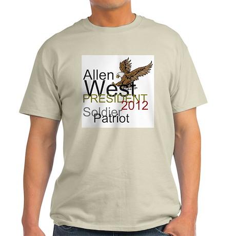 Mens West Light T-Shirt