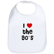 I * the 90's Bib