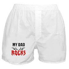 My dad rocks Boxer Shorts