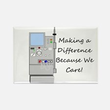 Nurse Gifts XX Rectangle Magnet