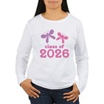 Class of 2026 Women's Long Sleeve T-Shirt