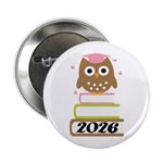 """2026 Top Graduation Gifts 2.25"""" Button"""