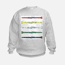 Clarinet Colors Sweatshirt
